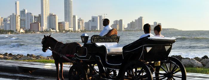 Qué hacer en Cartagena, de noche?
