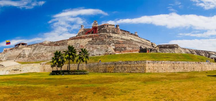 Sitios turísticos en Cartagena