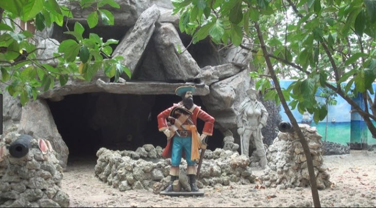 Que hacer en San Andrés? Visitar la Cueva de Morgan