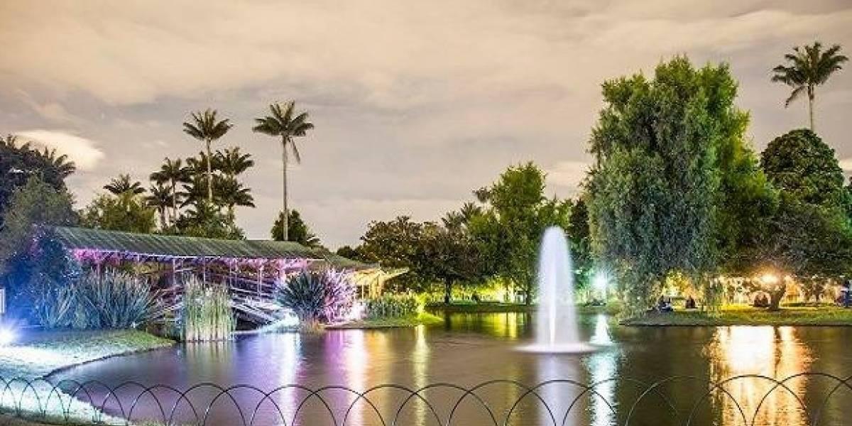 Que hacer en Bogotá? Visitar el Jardin Botánico