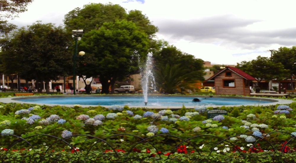 Que hacer en Bogotá? Visitar el parque de la 93