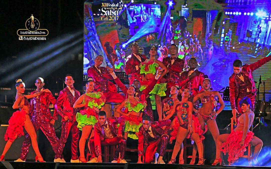XIII Festival Mundial de Salsa de Cali 2018