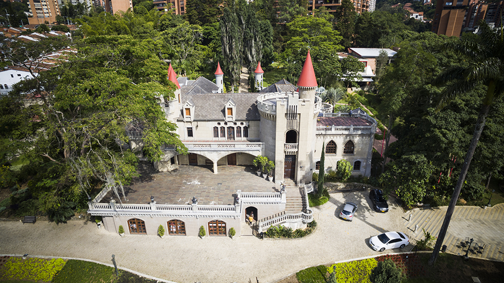 Qué hacer en Medellin? Visitar Museo el Castillo