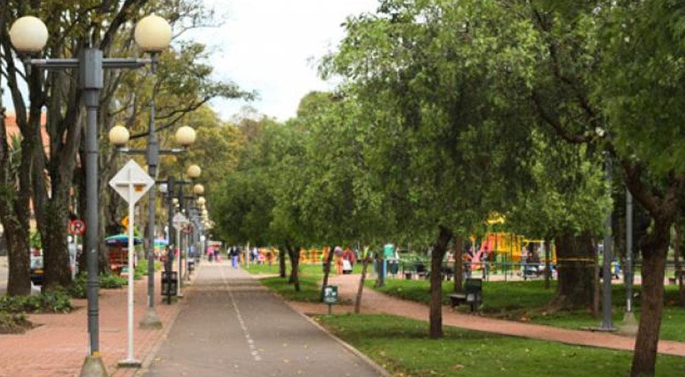 Que hacer en Bogota? Visitar parque el Virrey