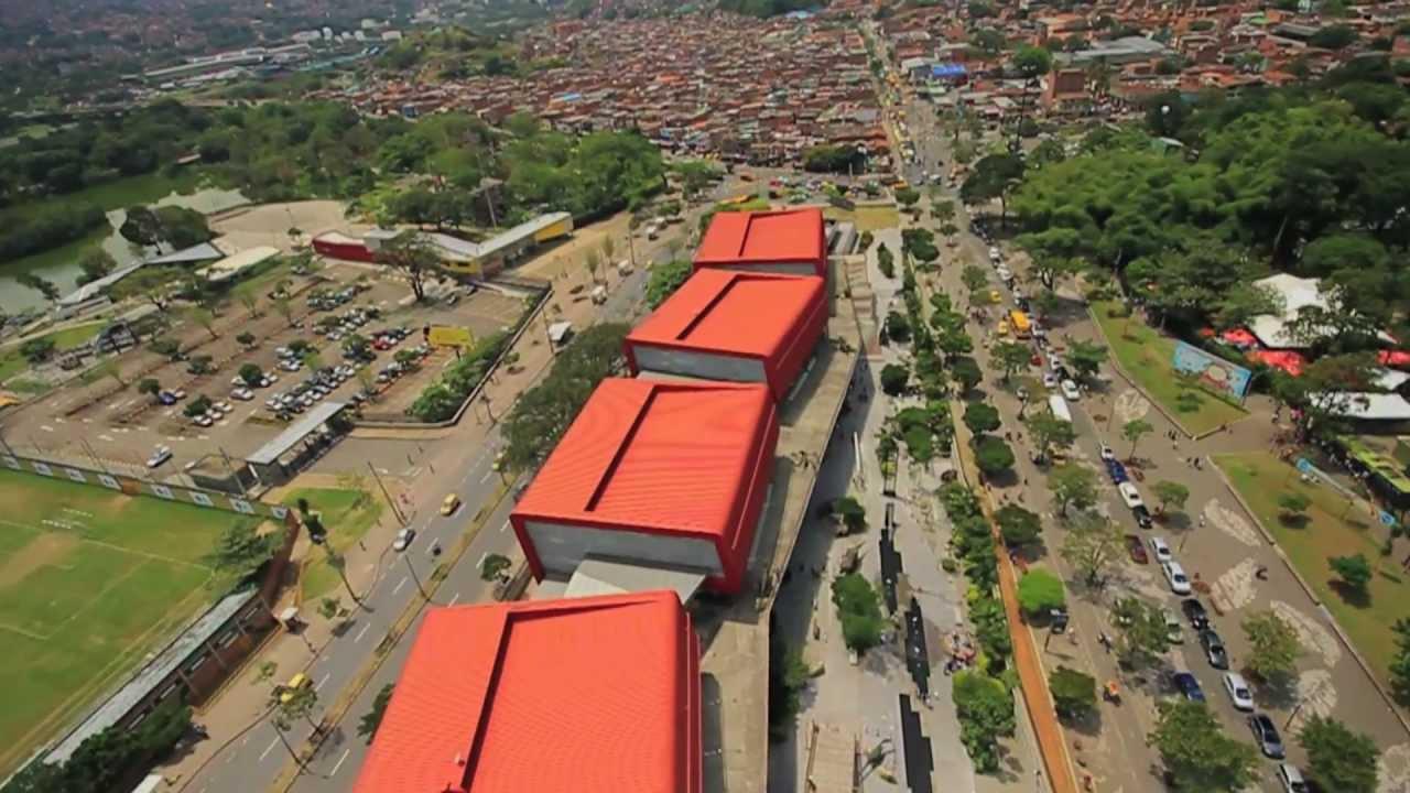 Qué hacer en Medellin? Visitar Parque explora