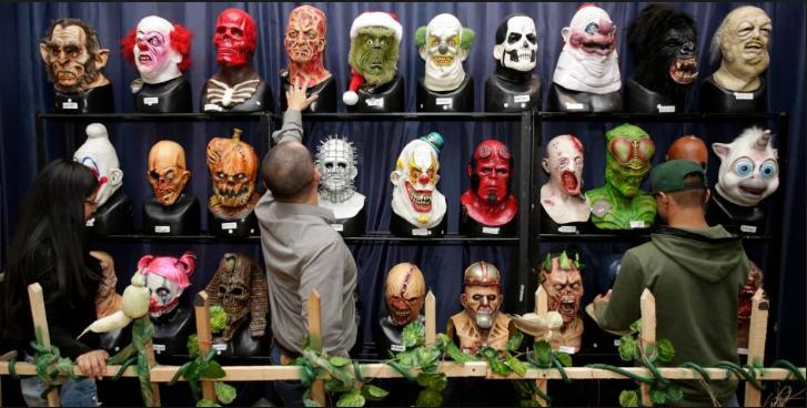 Eventos y fiestas de disfraces en Bogotá para Halloween