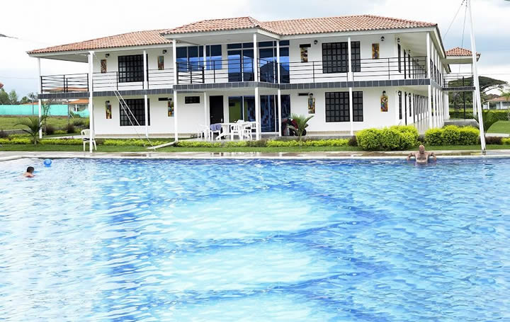 Hoteles en Santa Elena, El Cerrito Valle del Cauca