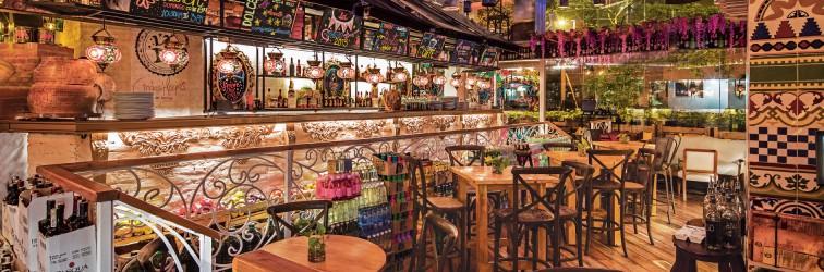 Restaurantes en Santa Elena, Cerrito Valle