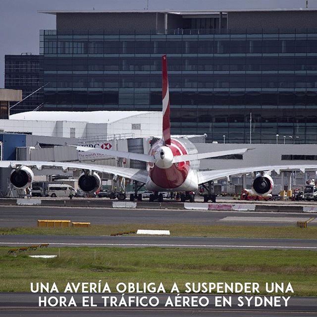 Boletin viajes co Una avería obliga a suspender una hora el tráfico aéreo en Sydney —————————————————————– El humo de un ordenador recalentado obligó